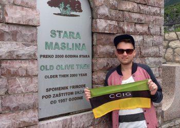 Akcja Flaga 2014 CCIG - Stara Maslina